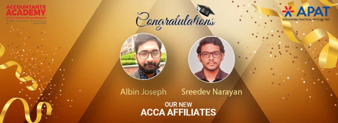 ACCA affiliated students