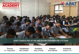 f you fall, get up as fast as you can. Keep trying until you can stand still. APAT conducted at JPE HSS Koorkanchery on November 7th.