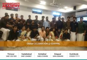 Onam celebration vibes at Accountants Academy, Edappal