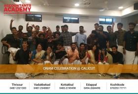 Creating the best Onam memories @Accountants academy Calicut